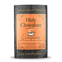 European Gourmet Hot Chocolate Packets