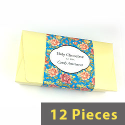 12pc Gift Box - Mother's Day Gift Chocolate Candy