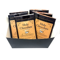 Gift Box - Amsterdam Hot Chocolate Packets