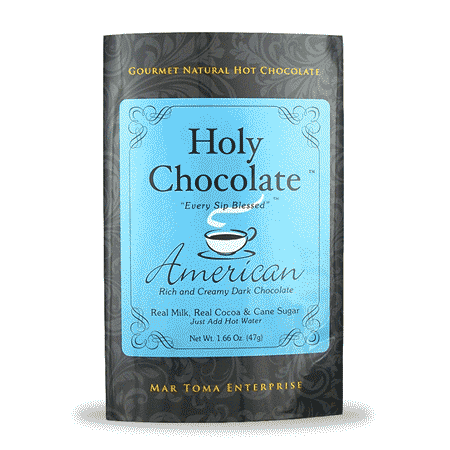 American Gourmet Hot Chocolate Packets