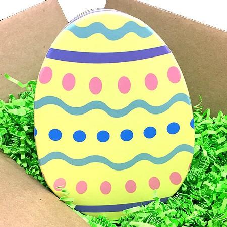 Chocolate truffles 24 pc easter egg gift box holy chocolate easter egg gift box chocolate truffles candy 24pc negle Choice Image