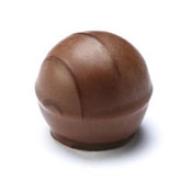 Holy Chocolate Gourmet Passion fruit Milk Chocolate Truffle
