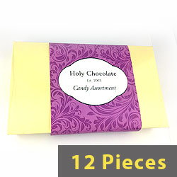 12pc Gift Box - Chocolate Candy