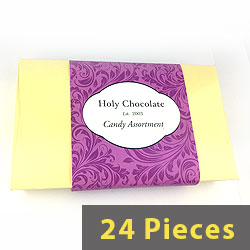 24pc Gift Box - Chocolate Candy