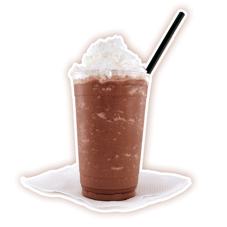 Chocolate frappe chino smoothie recipe | Give your Ninja-Vitamix-Oster-Blendtec a workout